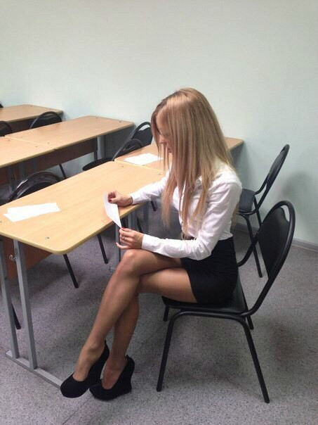 Фотографии современных школьниц (22 фото)