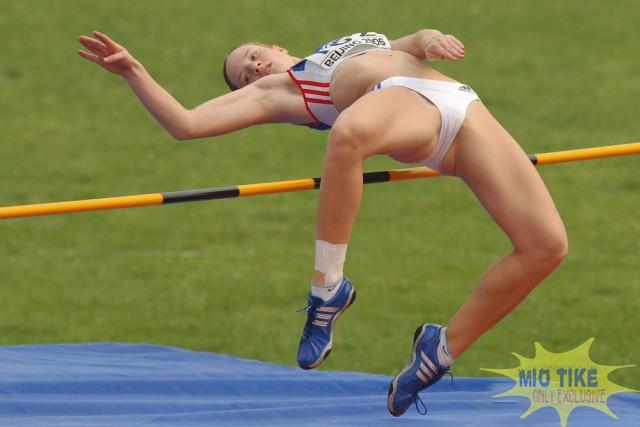 Засветы легкая атлетика