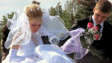 Photo of Случайные засветы невест на свадьбах (33 фото)