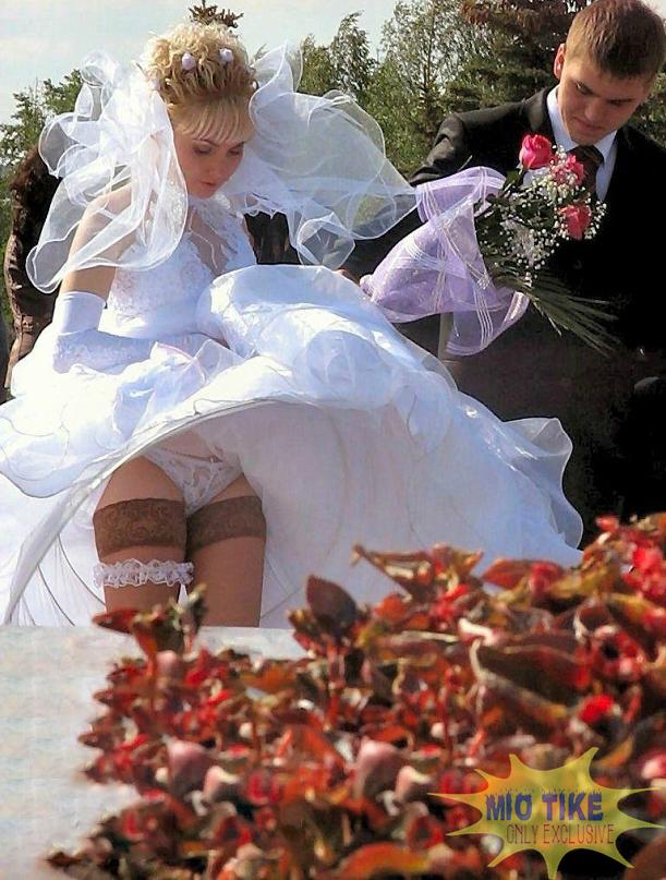 Случайные засветы невест на свадьбах на www.slyxi.com/category/only-exclusive