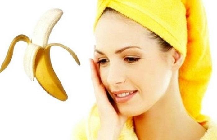 Домашние маски с бананом, как делать и применять