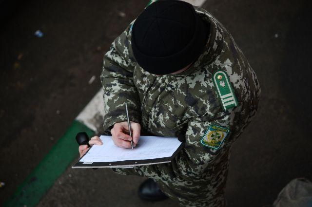 На Украине пограничники изъяли у молдаванина 29 томов Льва Толстого
