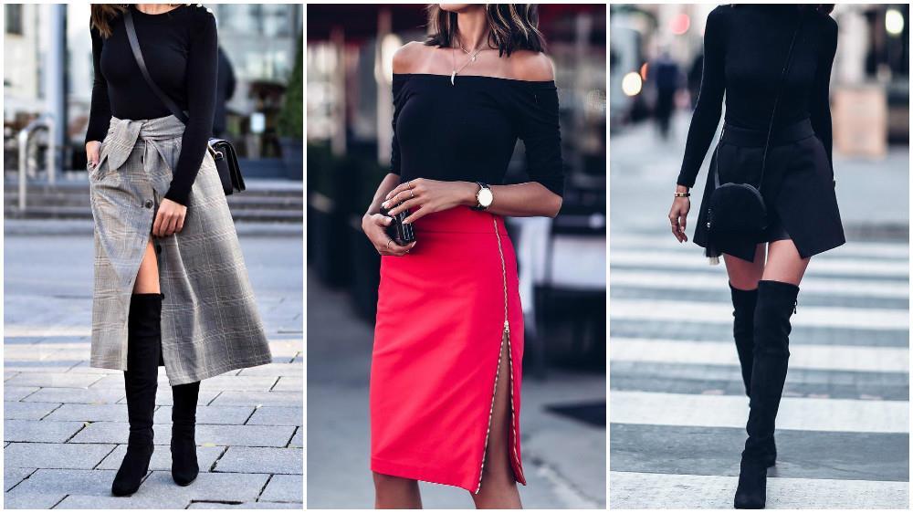 Как выбрать юбку для нового осенне-зимнего сезона 2018-2019