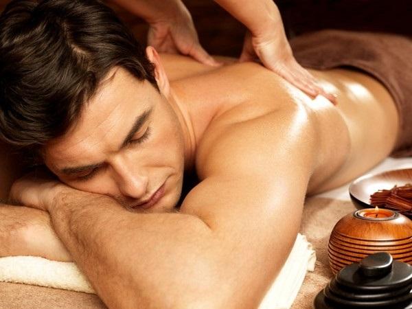 6Видео мужской эротический массаж