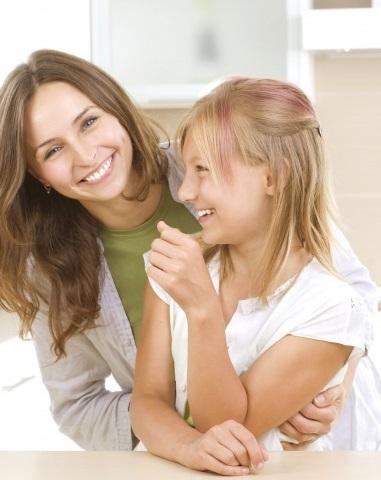 Как наладить с ребенком-подростком гармоничные взаимоотношения