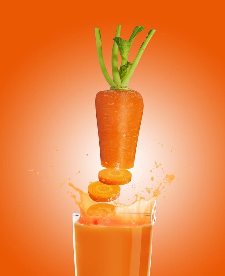 Как худеть на морковной диете. Особенности морковной диеты