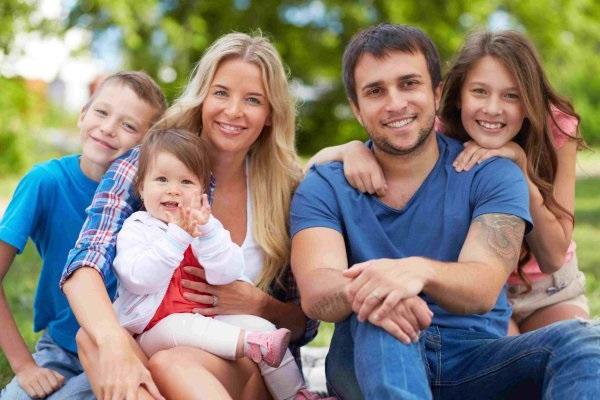 Чем хороша большая семья, минусы и плюсы большой семьи