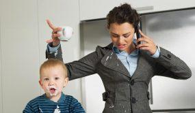 Правила совмещения карьеры с семьей, как совмещать работу и семью