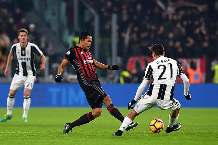 Почему у «Милана» хорошие шансы против «Ювентуса»