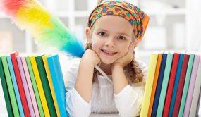 приучение ребенка к порядку в доме, советы специалистов