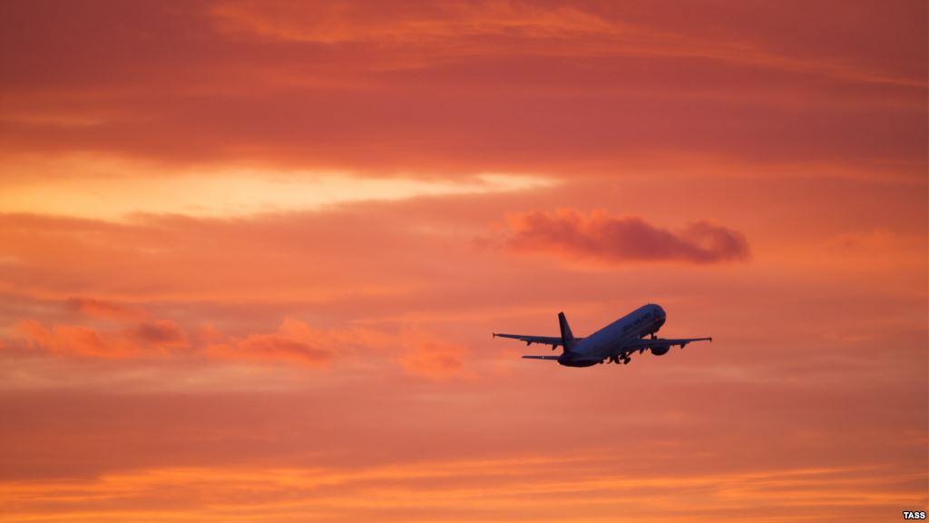 Австрийская авиакомпания закроет международный 8-минутный рейс