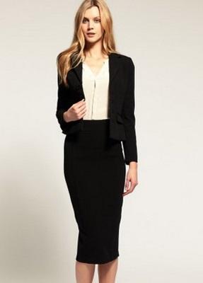 правила подбора одежды в деловом стиле