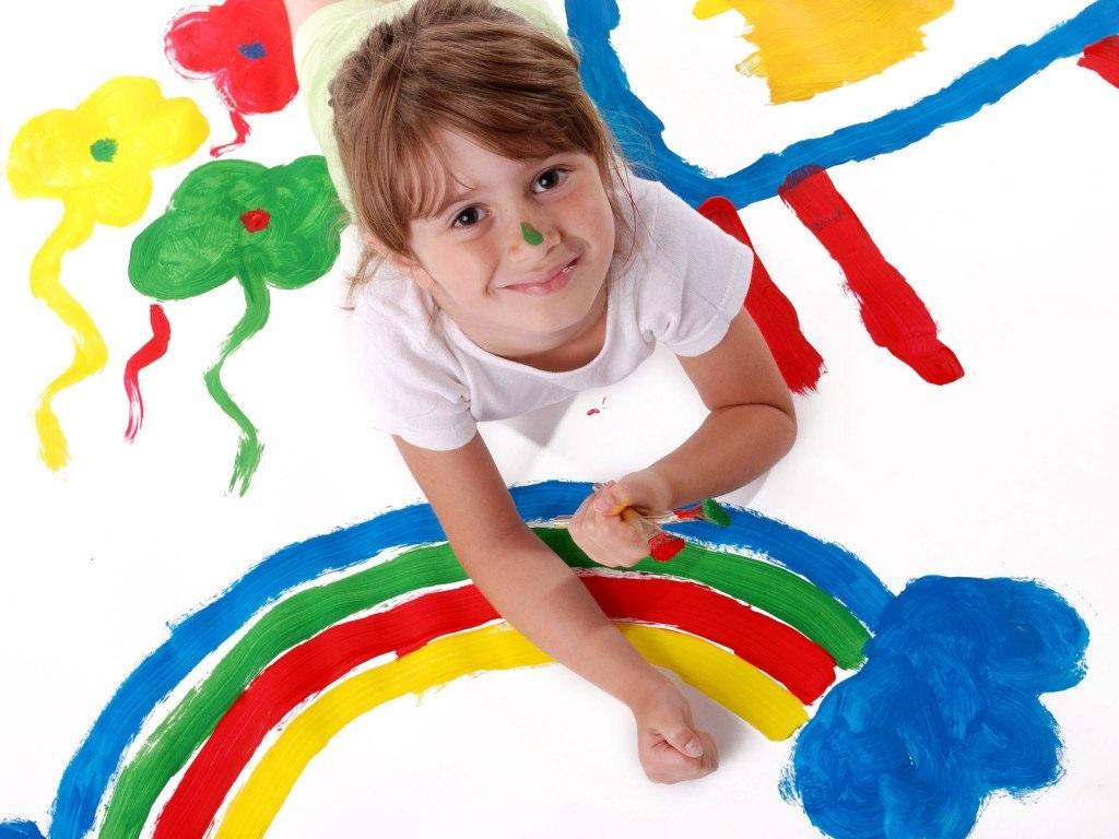 приобщение малыша к искусству