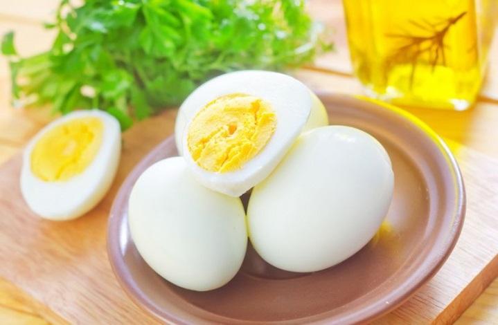 особенности яичной диеты, меню яичной диеты