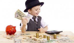 как помочь ребенку распорядиться карманными деньгами