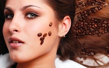 применение кофе в косметологии