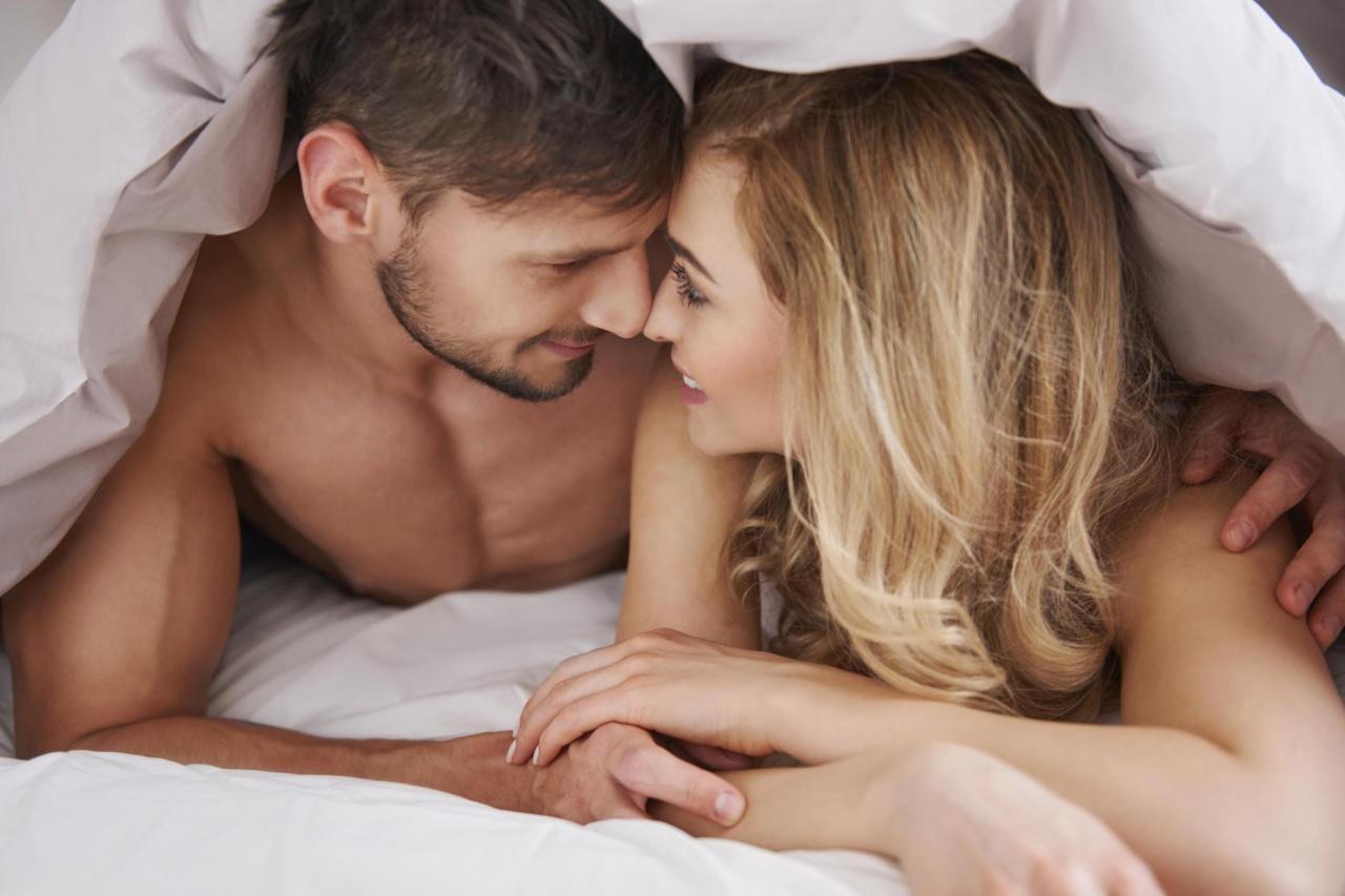 как разговаривать с мужчиной в постели