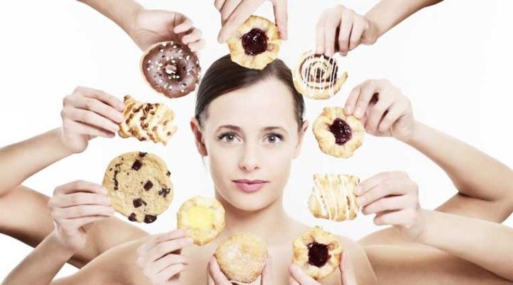 методы предотвращения срывов на диете