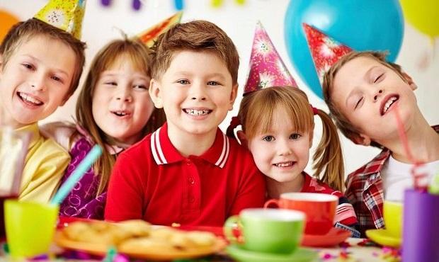 правила организации детских праздников