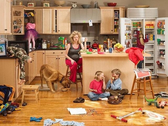 как быть счастливой домохозяйкой