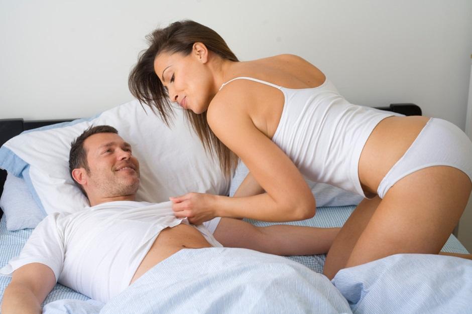 поведение женщины после минета