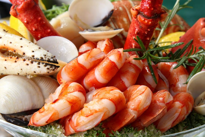 меню морской диеты