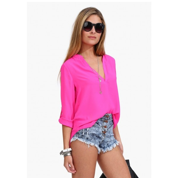 как сочетать розовую одежду с вещами другого цвета