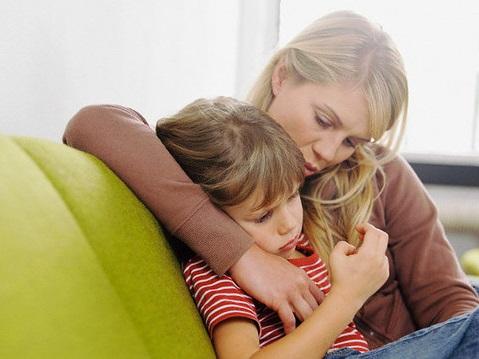 отношения с детьми мужа