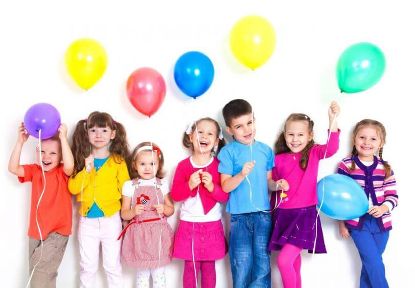 советы по организации праздника для малышей