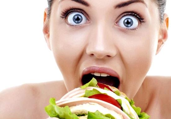как бороться с повышенным аппетитом