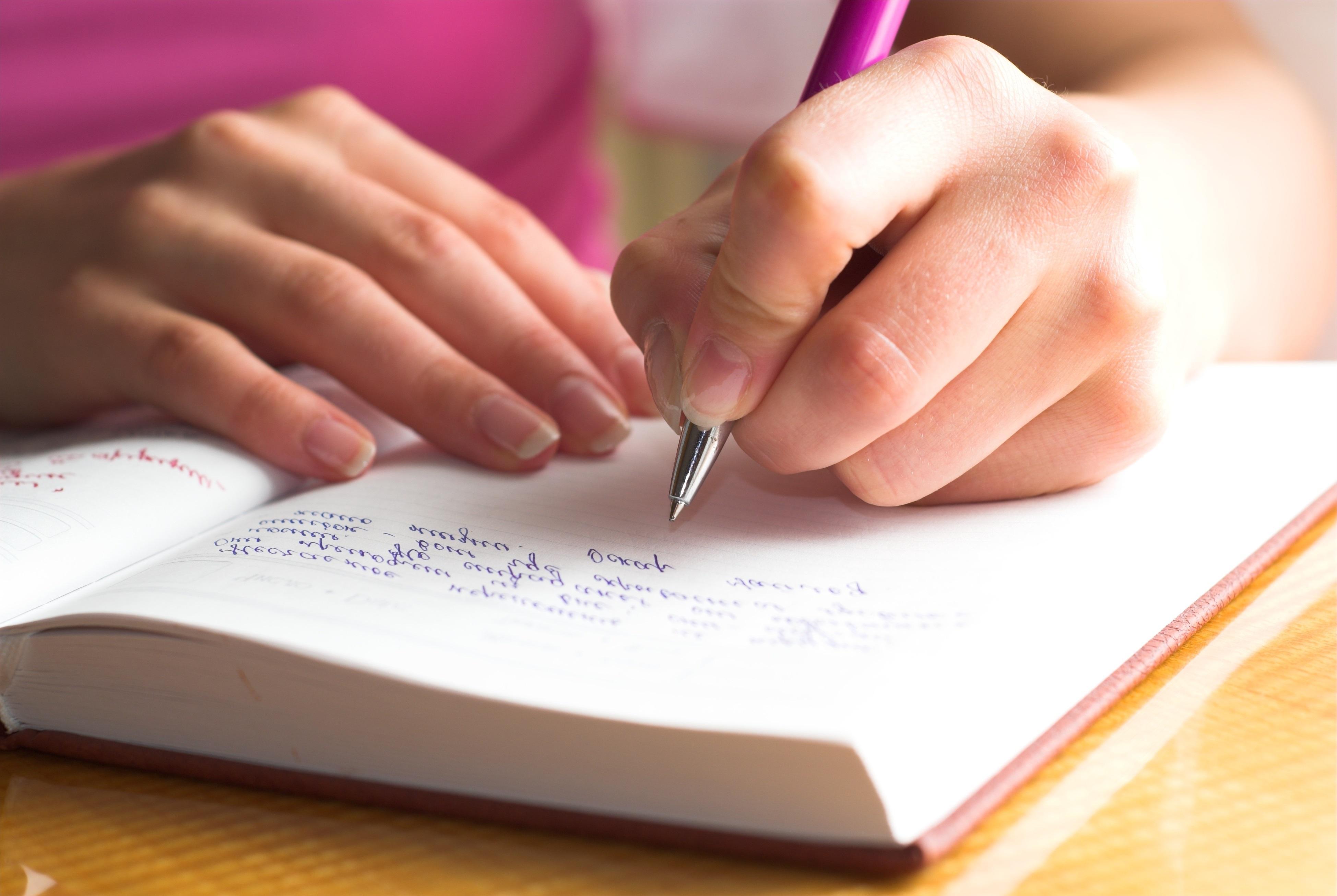 зачем вести личный дневник, польза от дневника