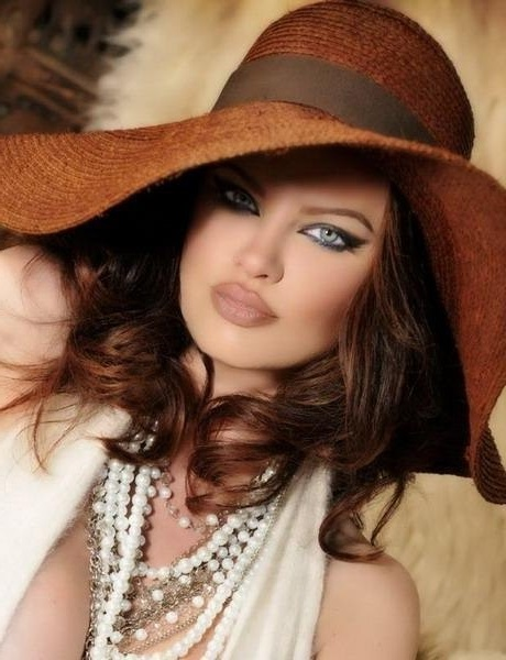 правила подбора женской шляпки