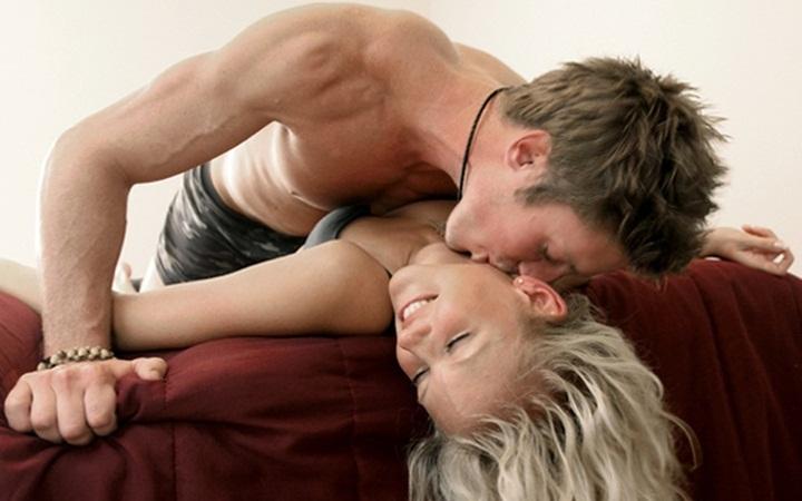 мужчины с различными темпераментами в постели