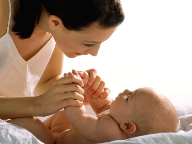 как нужно разговаривать с младенцем