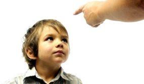 как следует наказывать ребенка