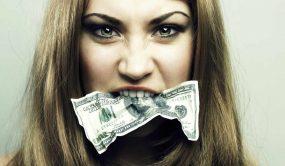 как перестать быть жадной