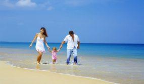 как организовать семейный отдых на море