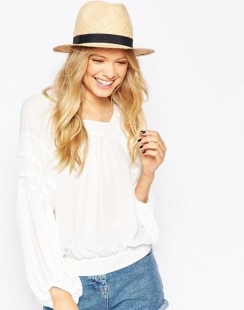 как надевать и носить шляпу