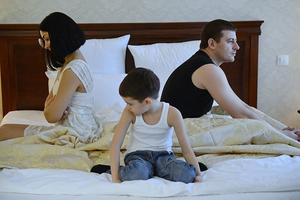 минусы жизни в браке ради ребенка