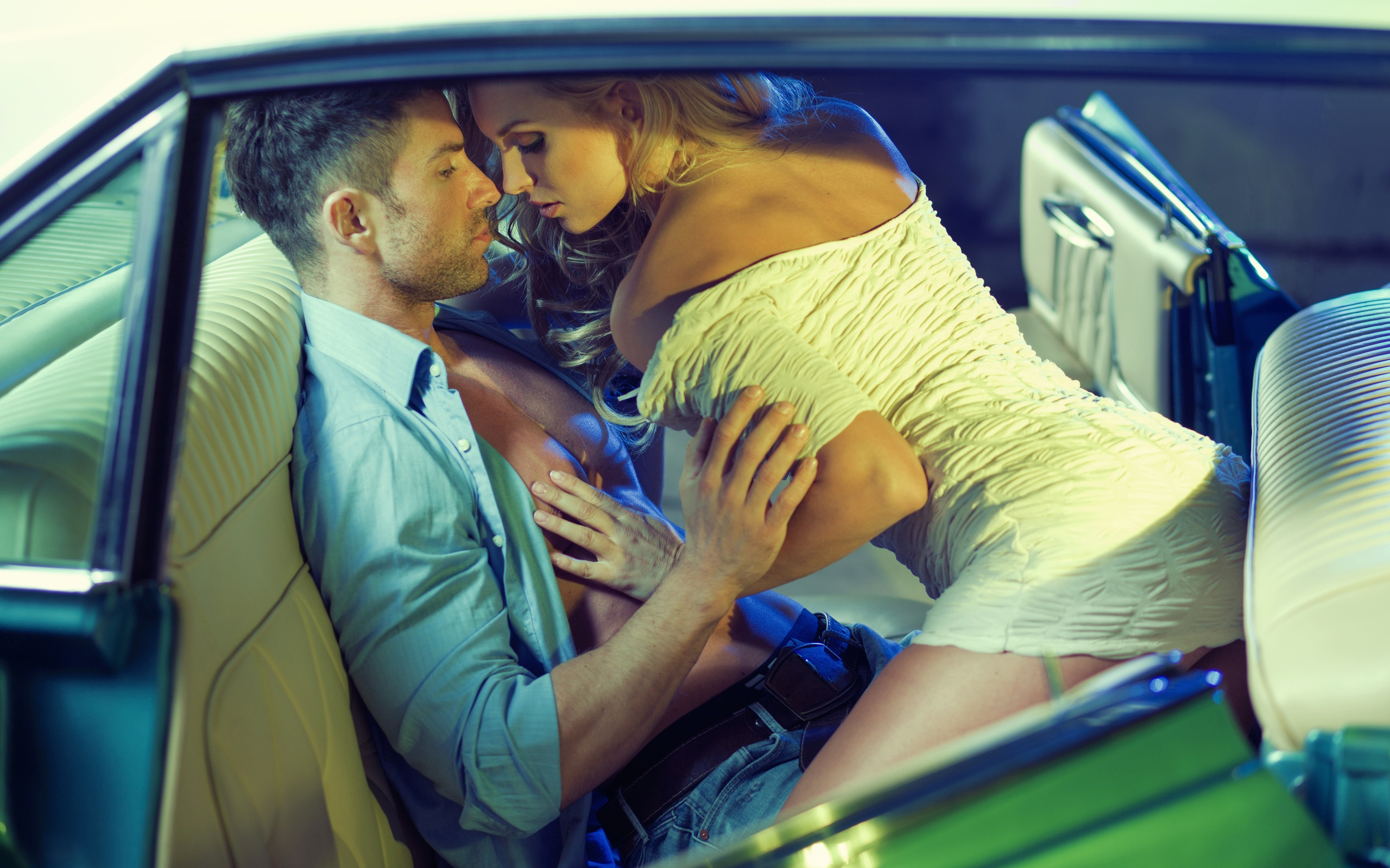 Как заниматься сексом в машине