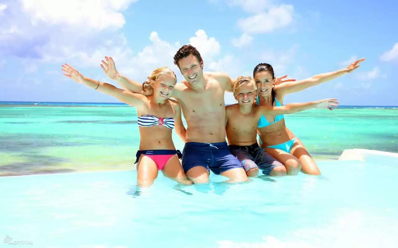 как правильно отдыхать с детьми на море
