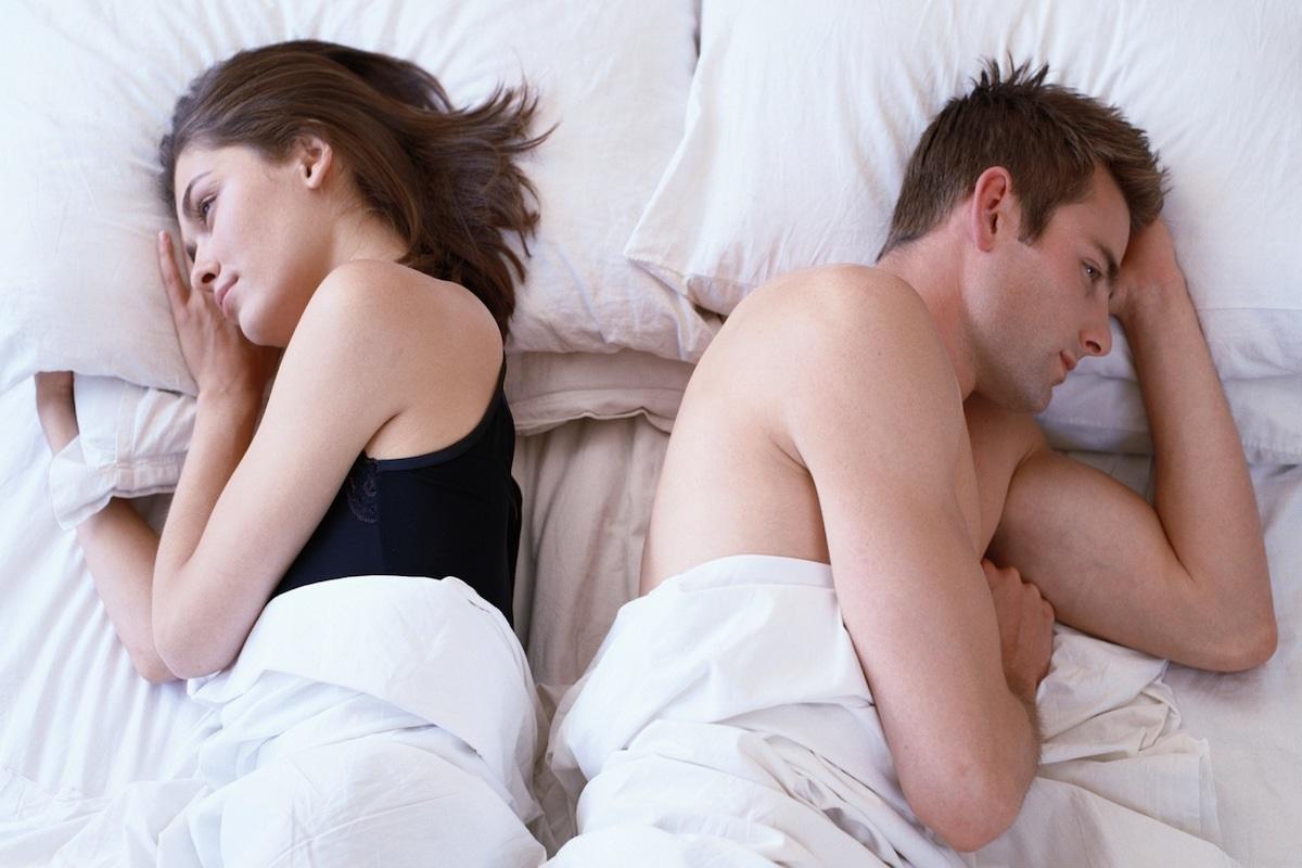 Причины боли во время секса