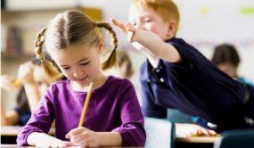 причины детского баловства в школе