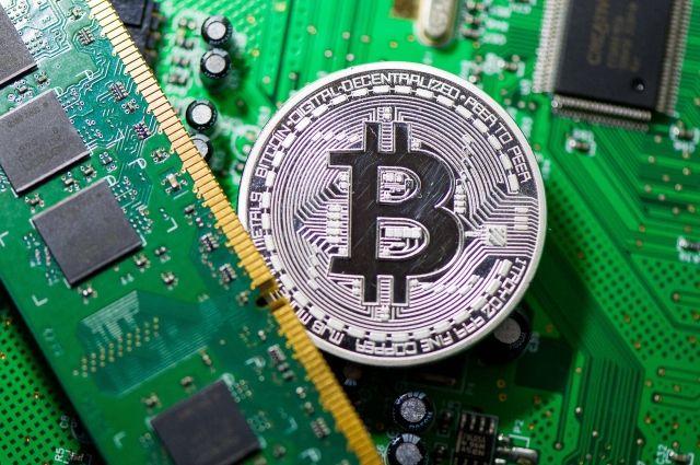 Биткоин падает на фоне сообщений о возможном регулировании криптовалют