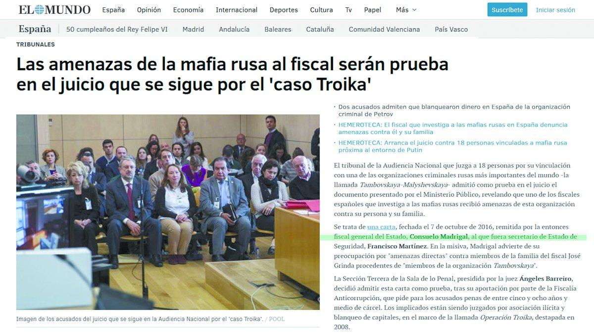 Mafia Ruso в Марбелье