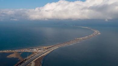 Photo of Открытие Крымского моста для легковых автомобилей произойдет 16 мая
