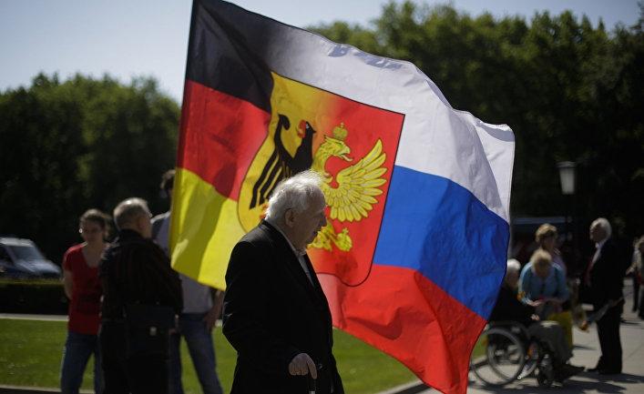 Spiegel: о странном отношении немцев к России