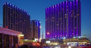 В Москве загорелась гостиница «Измайлово»