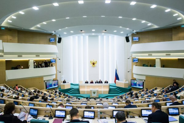 В Совфеде заявили о попытках дискредитации Путина со стороны Запада