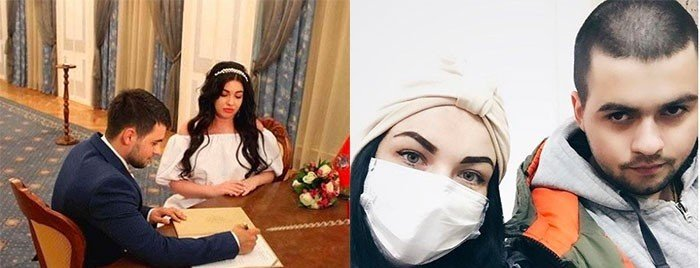 Елена Степунина рассталась с супругом
